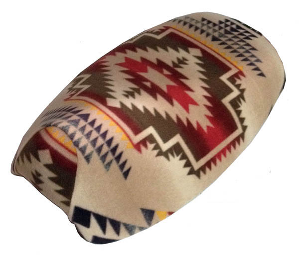 Indian Blanket Aztec Yamaha Vino 125 Scooter Seat Covers Fleece